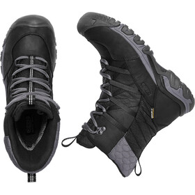 Keen W's Hoodoo III Lace Up Shoes black/magnet